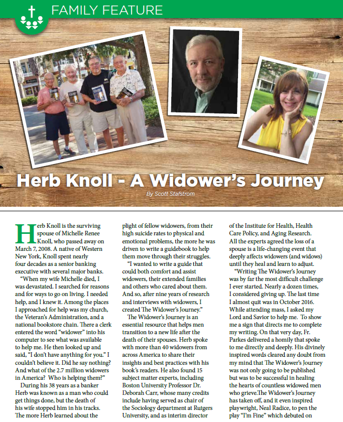 Missionary dating catholic widowers