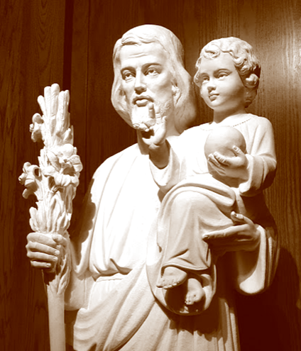 St Joseph Men's Group - Join Us Every Friday!