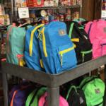 Backpack Packing - February 6