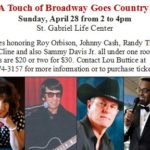 A Touch of Broadway Goes Country!