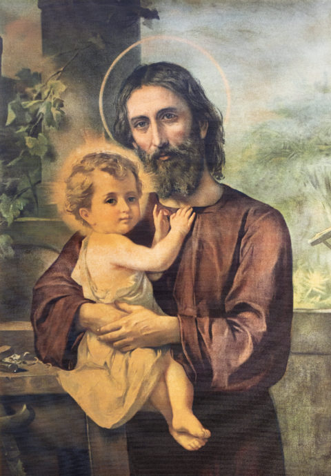 Consecration to Jesus through Saint Joseph