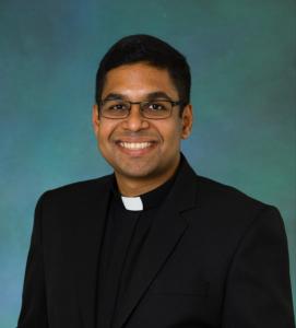 Welcome Fr. Derek Saldanha as Parochial Vicar effective March 1st