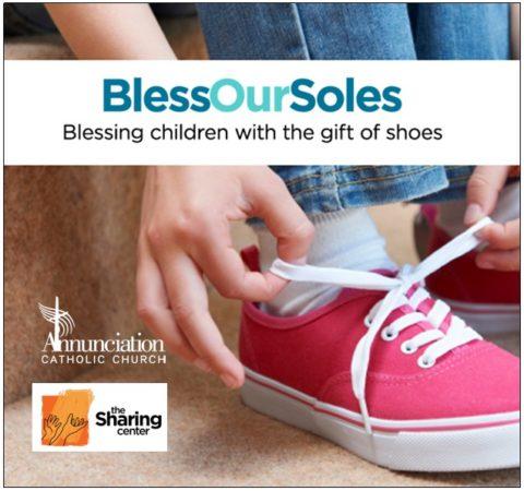 Bless Our Soles - Lenten Outreach 2021