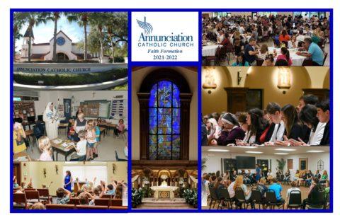 Register for Faith Formation