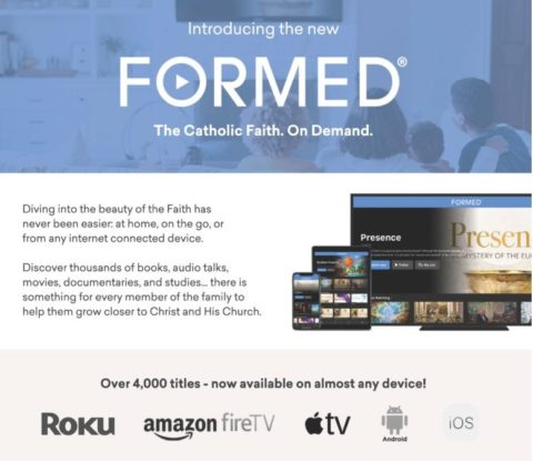 FORMED - A Free Gift for You!