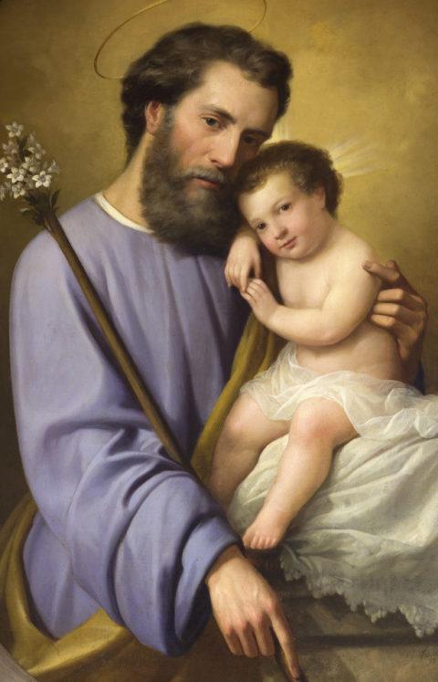 Consecration to Jesus through St Joseph